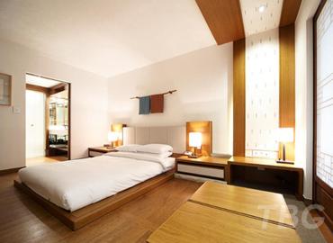 디럭스/온돌+침대(산)